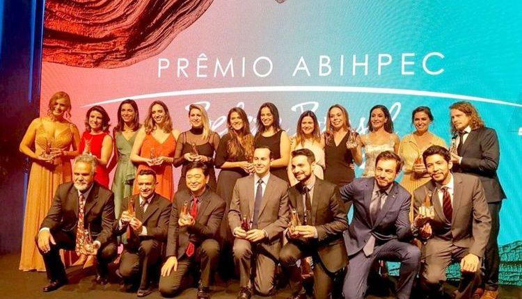 Vencedores do Prêmio ABIHPEC Beleza Brasil 2019